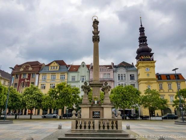 Ostrava Old City Center