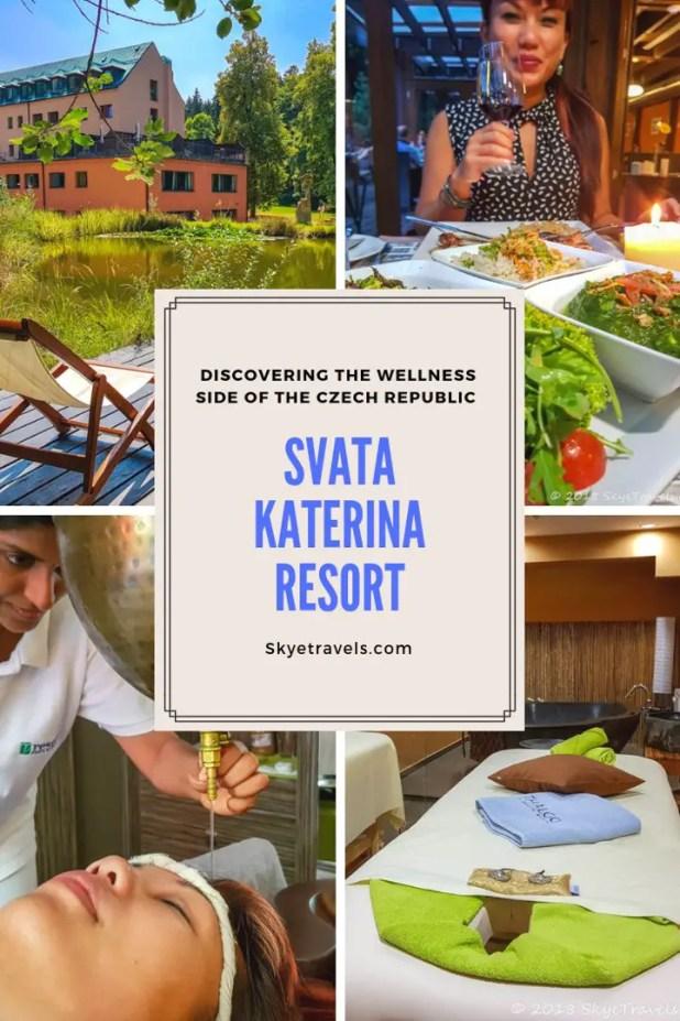 Svata Katerina Resort Pin