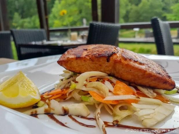 Svata Katerina Salmon Steak
