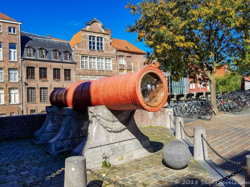 Dulle Griet in Ghent