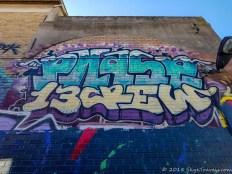 Graffiti Alley in Ghent #8