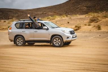 4x4 Ride on the African Desert Safari #3