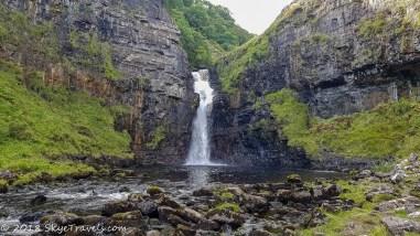 Lealt Falls Closeup