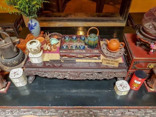 Hanoi Ancient House Dining Set
