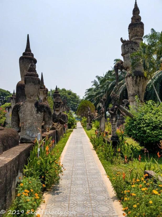 Buddha Park Statues #16