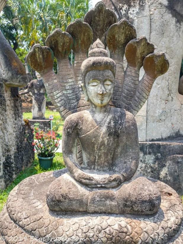 Buddha Park Statues #21