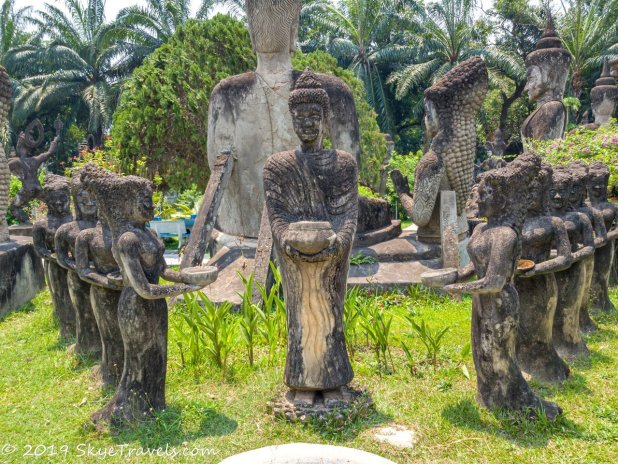 Buddha Park Statues #30