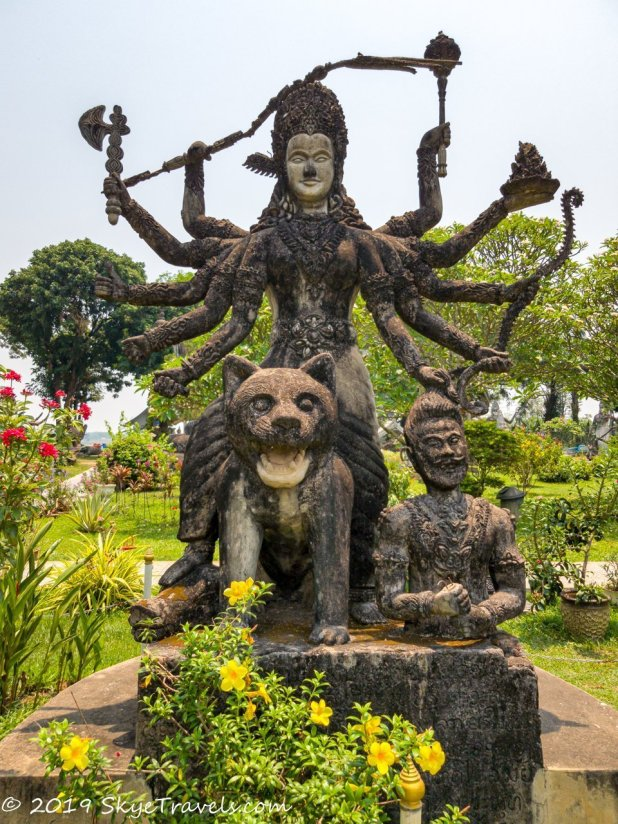 Buddha Park Statues #34