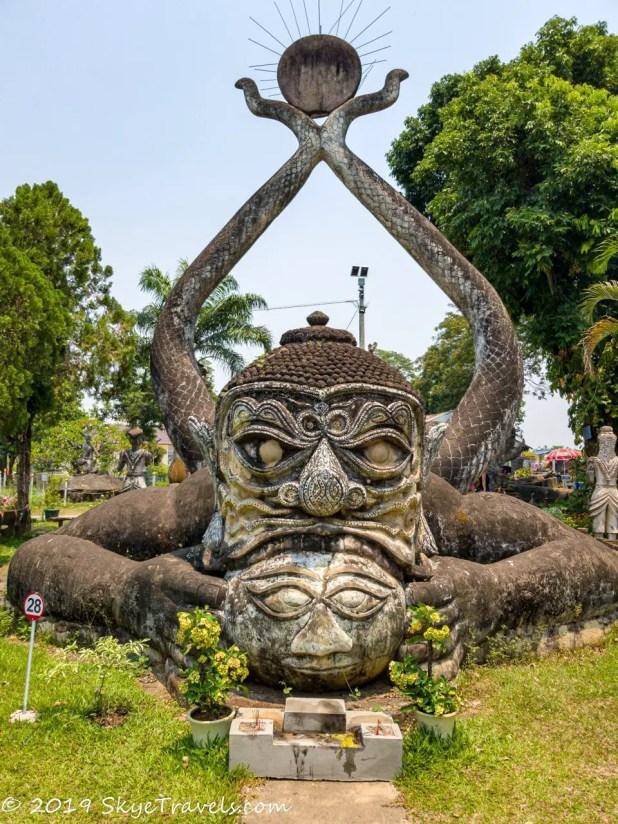 Buddha Park Statues #38