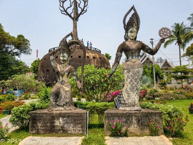 Buddha Park Statues #5