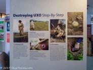 UXO Museum Information Board #16