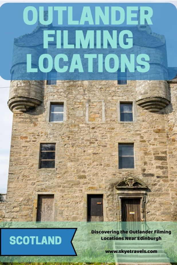 Outlander Filming Locations Pin