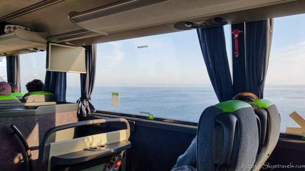 Flixbus from Copenhagen to Stockholm