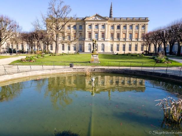 Fine Arts Museum Garden