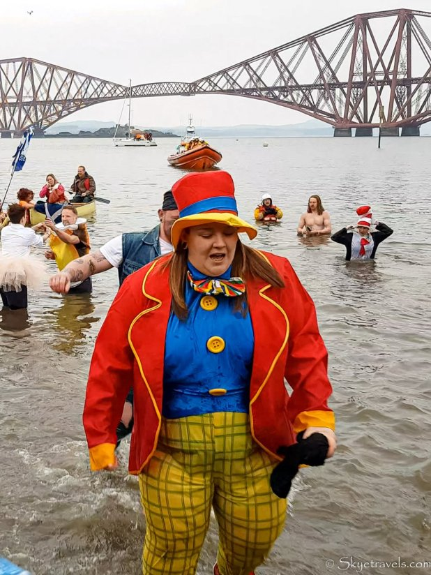 Flamboyant Costume at Loony Dook 2020