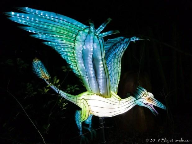 Flying Bird Lantern