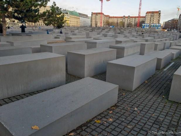 Holocaust Museum in Berlin