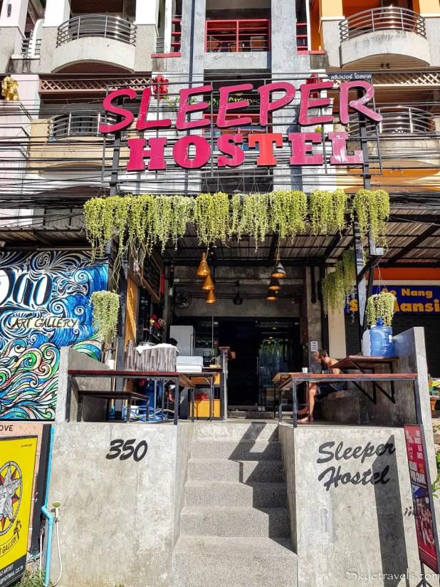 Sleeper Hostel in Ao Nang