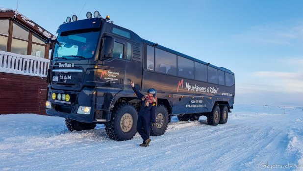 Mountaineers of Iceland Super Truck