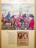 Battle of Culloden Panel