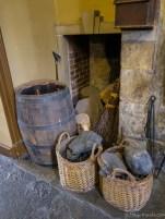 Callendar House Kitchen Coal