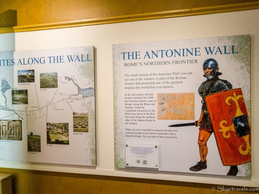 The Antonine Wall - Rome's Northern Frontier Panel