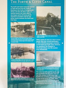 The Forth and Clyde Canal Panel