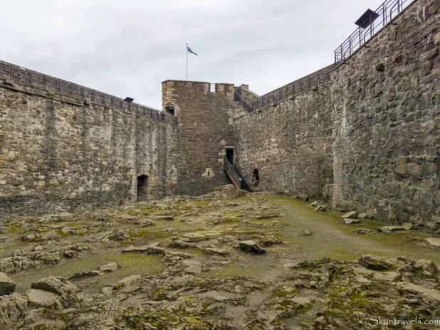 Blackness Castle Interior