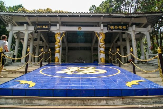 Tomb of General Tuan Shi-wen in Mae Salong