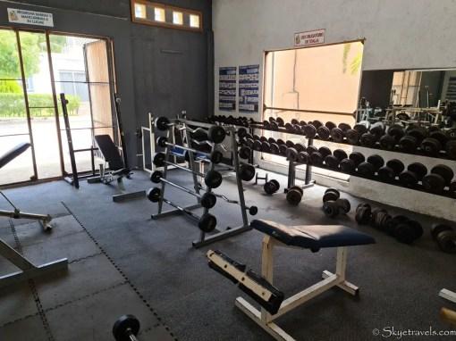 Puerto Morelos Gym #3