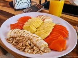 Fruit Plate at El Enicio