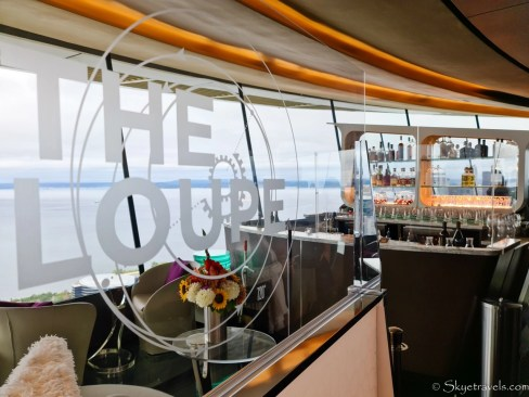 The Loupe Bar at the Space Needle