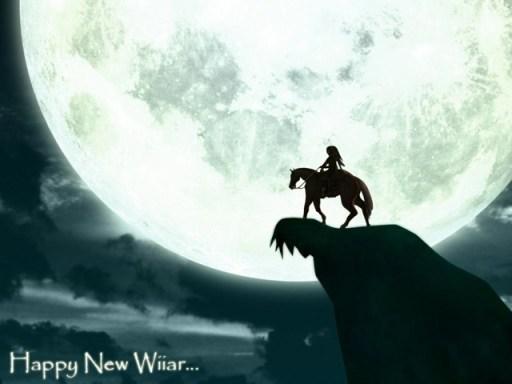 Happy New Year by Zelda TP