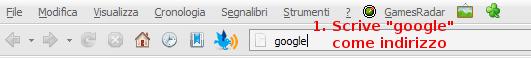 Ricerca di Google su Google