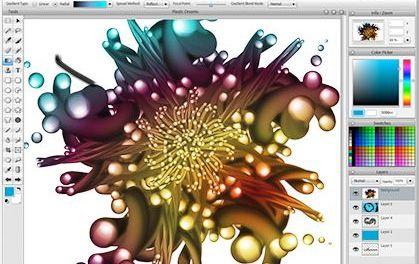 SUMO Paint: un potentissimo editor di immagini, online e gratuito