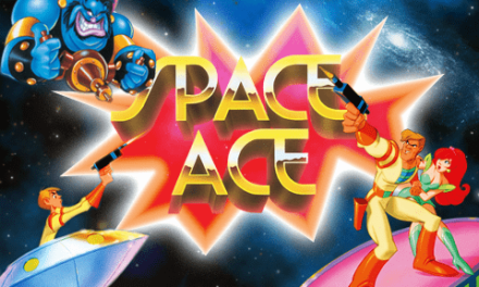 Space Ace per iPhone: un grande classico in tasca