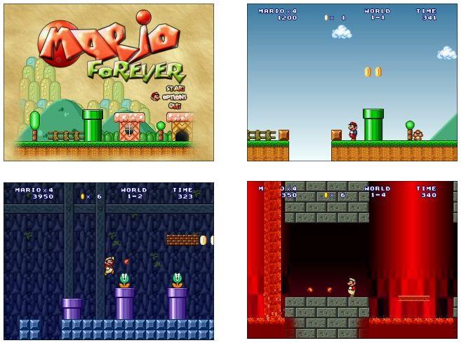 Mario Forever, il clone per Windows di Super Mario 3