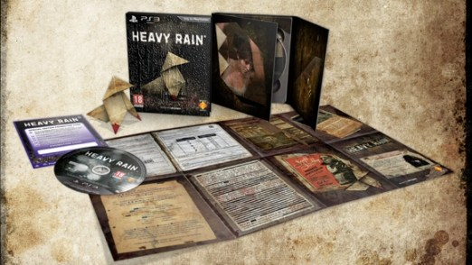Heavy Rain Special Edition
