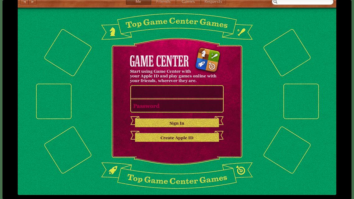 Game Center richiede ora il nostro nome completo