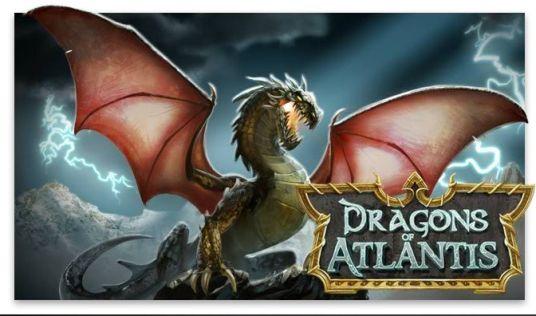 Dragons of Atlantis | Logo