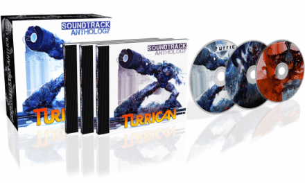 Turrican Soundtrack Anthology by Chris Huelsbeck