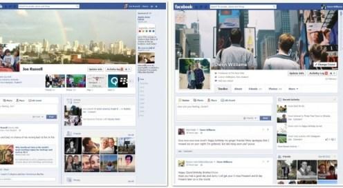 Facebook: la nuova timeline
