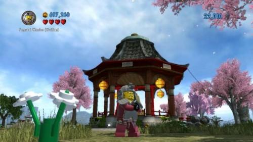 LEGO City Undercover: Samurai