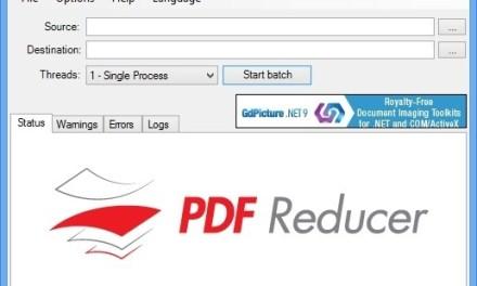 Ridurre la dimensione di un file PDF