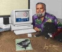 Jay Miner | Amiga 1000
