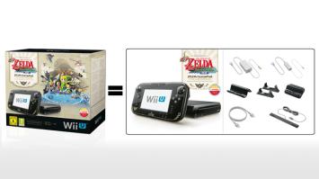 The Legend of Zelda: Wind Waker HD   Contenuto del bundle