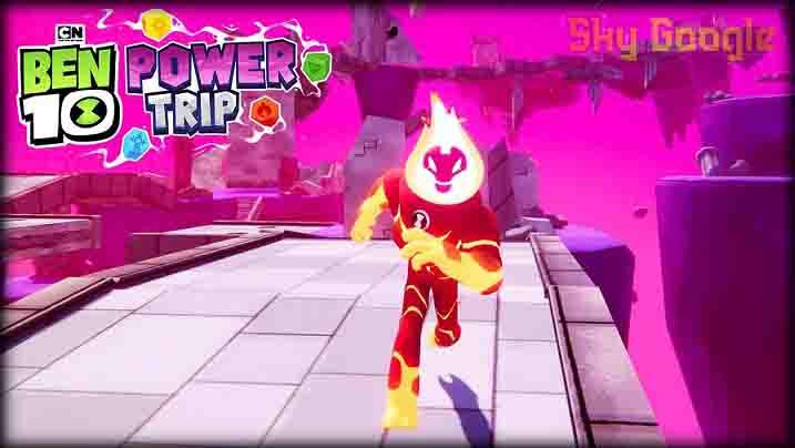 Ben 10 Power Trip Game Download Full Version