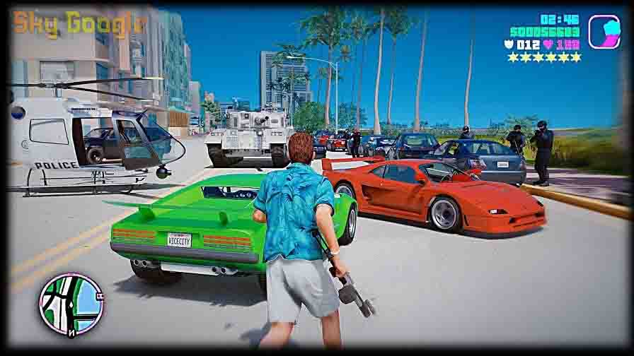 Gta Vice City Game Download For Pc Highly on Sky Google
