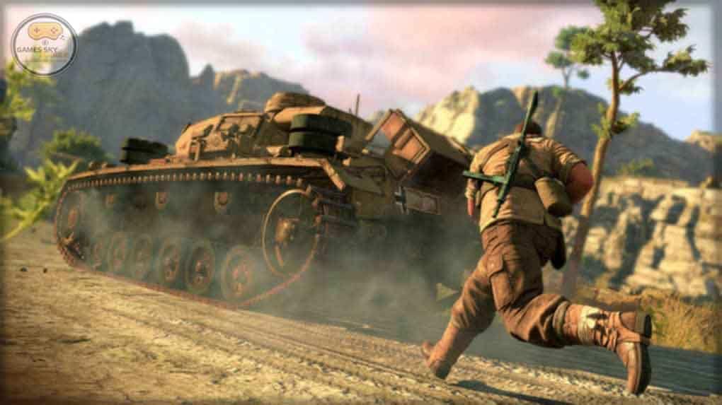 Sniper Elite 3 Pc Game Download
