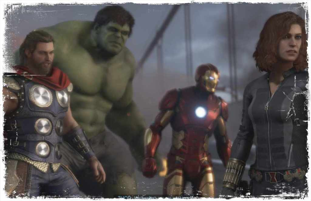 Marvel avengers Game Download Free